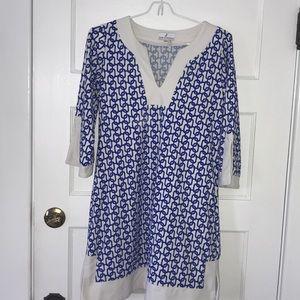 Jude Connally Dresses - Jude Connolly Dress cobalt blue chain link XS